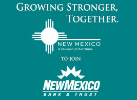 New Mexico Bank & Trust Merger